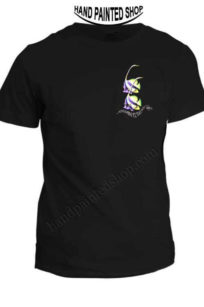 T-Shirt Butterfly fish