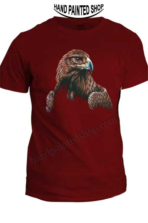 Eagle T-Shirts painted