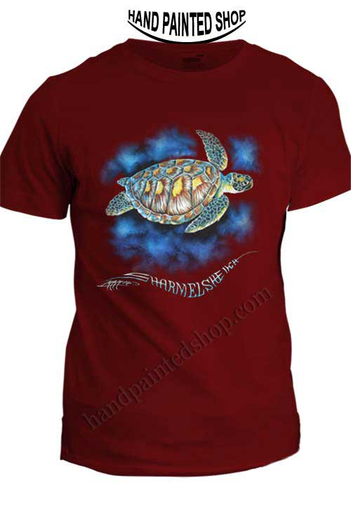 T-Shirts Green Turtle