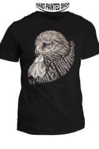 T-Shirts Harley Eagle