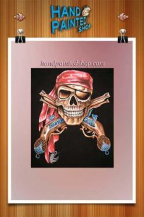 PIRATES FRAME