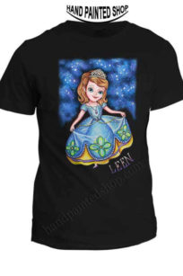 Sofia kids t shirt