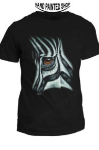 Painted Zebra t-shirts