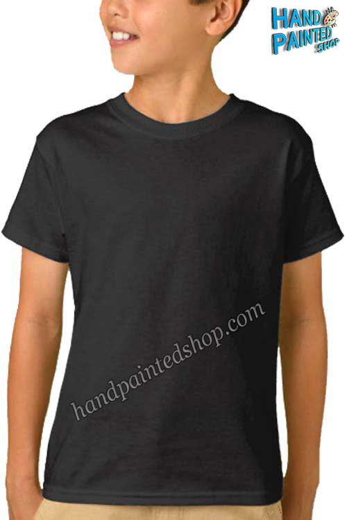 Custom kids t shirts hand painted t shirts design your for The custom shirt shop