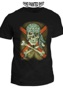 Caribbean Pirates t-shirt
