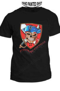 Dive Pirate t-shirt